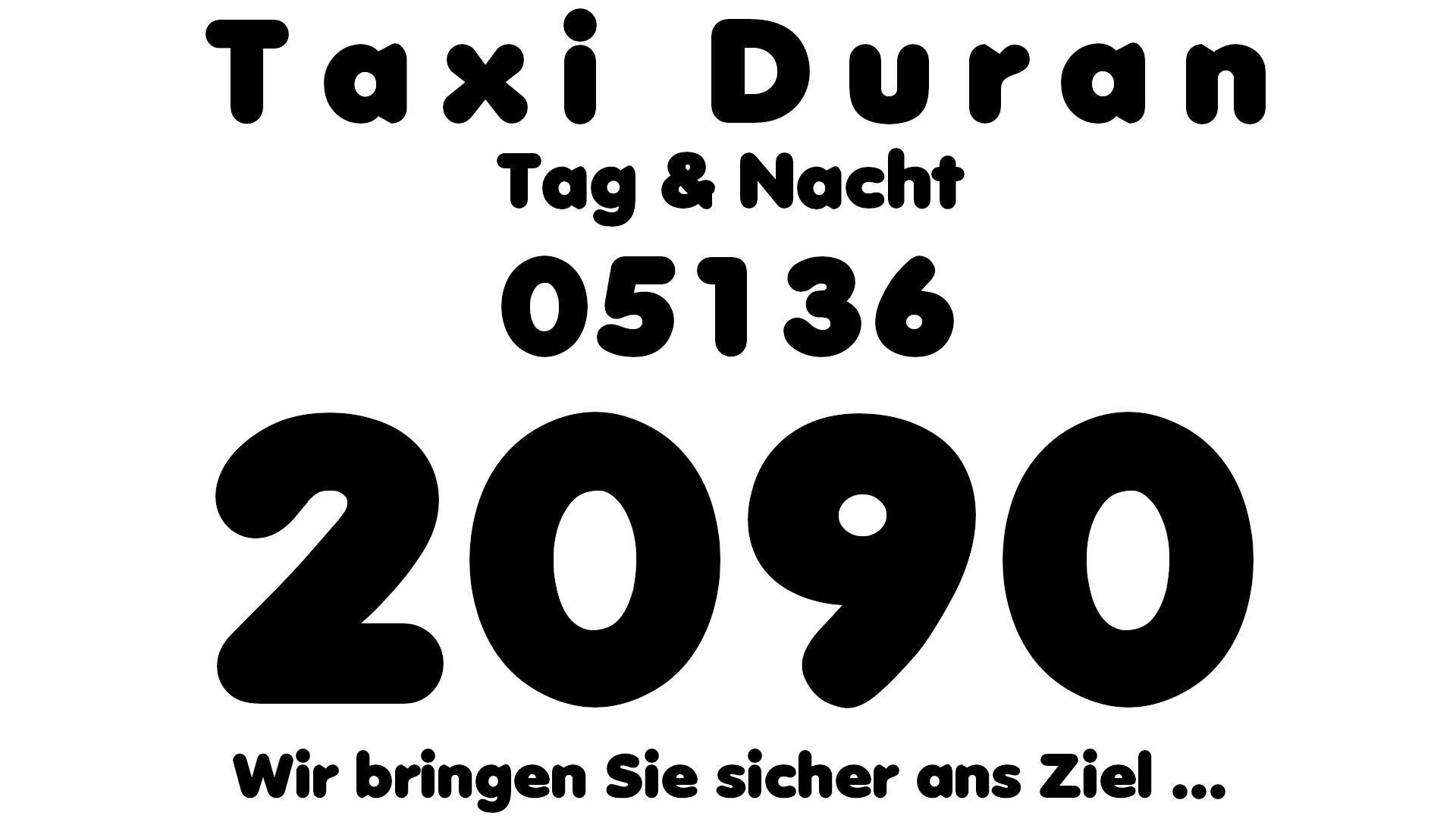 Taxi 2090